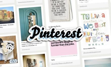 Pinterest Cover Story