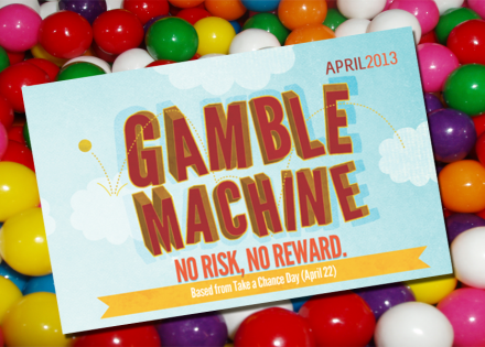 GAMBLE MACHINE