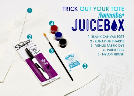 November JuiceBox